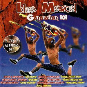 Idea Musical Generation 101 by Adrian Gutierrez & Carlos Madrigal