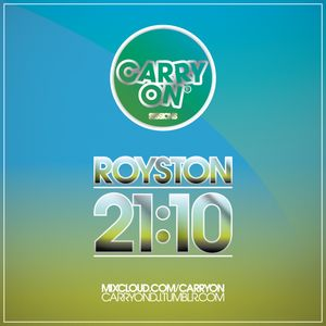 CarryOn® Sessions - ROYSTON - September 2012