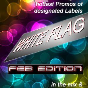 White Flag Radioshow @ Cuebase-FM 02-12