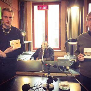 De oceaan der geluid met Hantrax/ Radio Centraal 106.7fm 10/01/2017 Modernist music part 3