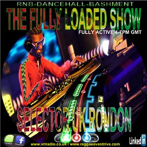 THE FULLY LOADED SHOW 3 AUGUST 2015