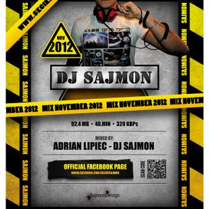 Dj Sajmon - Mix November 2012