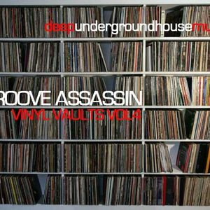 Groove Assassin ''Deep House from the Vinyl Vaults Vol 4 ''