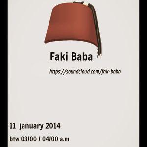 Mechemical By Fuze2019 Radio show Guest Mix : Fakı Baba  jan  11  2014