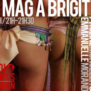 Le mag à Brigitte - Radio Campus Avignon - 22/11/11