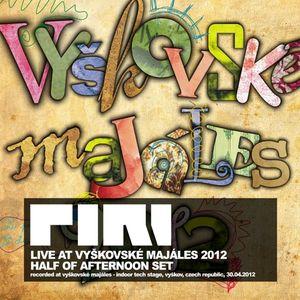 DJ Piri - Live At Vyškovské Majáles 2012 (2012-04-30) (Half Of Afternoon Set)