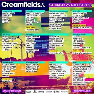 Major Lazer - LIVE @ Horizon Stage Creamfields UK, 25/08/18 by LUIS