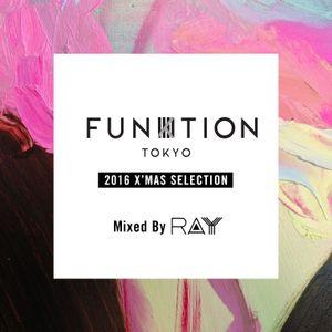 FUNKTION TOKYO 2016 X'mas Selection