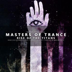 Frozen Skies - Masters Of Trance Episode #017 Live @1Mix Radio | 1mix.co.uk | 25. Sep 2015