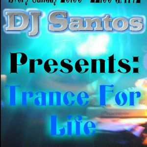 """First part of the second episode of """"Trance For Life"""""""