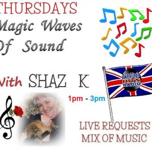 Shaz Kuiama - Magic Waves Of Sound - 16th February 2017