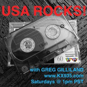 USA Rocks! with Greg Gilliland – 2/14/15 #12