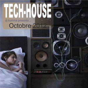 dj komma presenta... Octubre 2012 (Tech-House)
