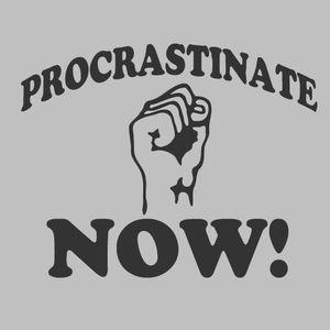 May 2011 Mixtape - Procrastination