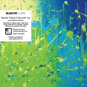 KOOZ - I Need It Records Special Mix (Various - 2006)