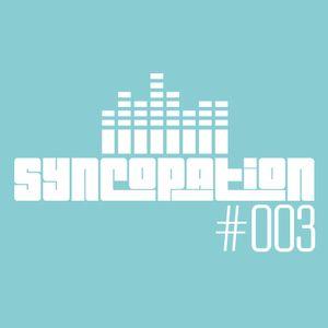 Christopher FaFa - Syncopation Podcast (Episode 003)