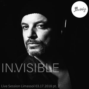 In.Visible Live Session @ Madame Bar -  Limassol pt. 2 (space disco / french sound / electronic)