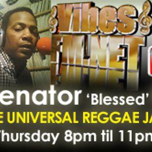The Universal Reggae Jam_Thursday 10th JULY 2014. Vibesfm.net