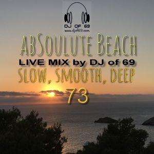 AbSoulute Beach Vol. 73 - slow smooth deep