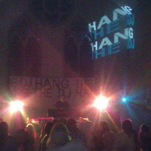 Hang the DJ August 2012