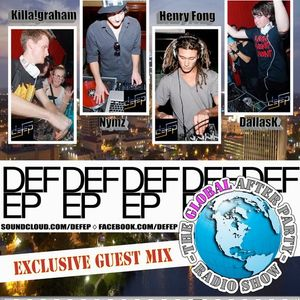 The Global After Party Radio Show on Manchester Global Radio(05-21-2011) HR 2 with DEFEP