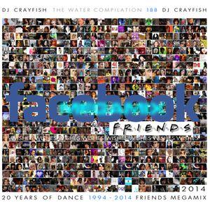 TWC 188 (2014) DJ Crayfish MIX 128 (FACEBOOK FRIENDS WISHES)