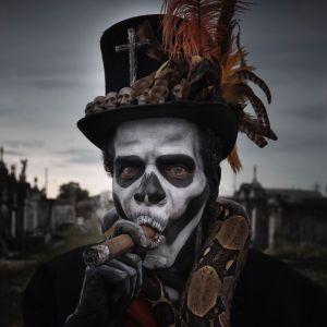 Voodoo Child Blues Part IV /  Baron Samedi - Sitting On Top Of The World