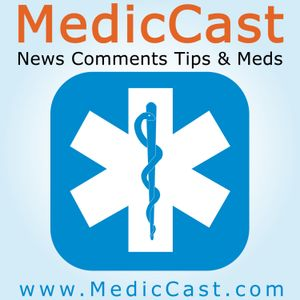 Paramedic Jobs Overseas and MedicCast Episode 483