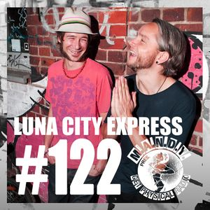 M.A.N.D.Y. Presents Get Physical Radio #122 mixed by Luna City Express