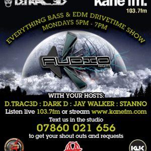 Audio Nights Everything Bass & Edm Show on Kane Fm - 28-01-2013