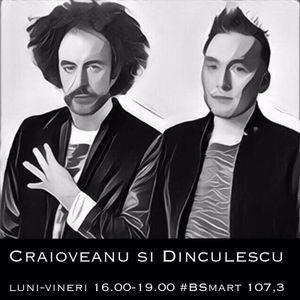 16 ianuarie 2017. B Smart, cu Dinculescu si Craioveanu