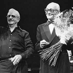 Pugliese y Piazzolla en Amsterdam, Holanda.
