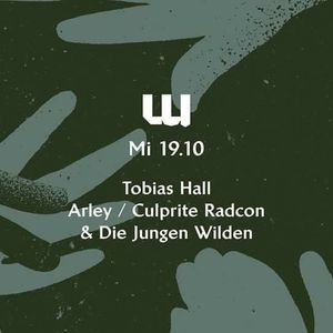 culprit radcon - die jungen wilden 12/16  @ Magdalena Club Berlin