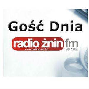 Gość Dnia Radia Żnin FM: Przemysław Kozłowski
