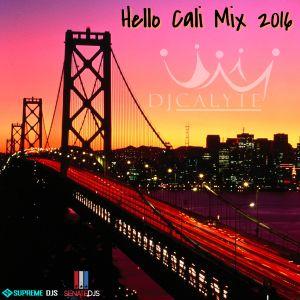 Hello Cali Mix 2016
