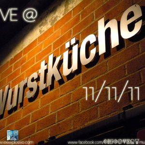 Wurstkuche Venice 11/11/11