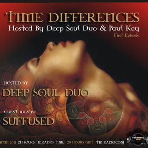 Suffused - Time Differences 001 (June-01-2011) guest mix on Tm-Radio