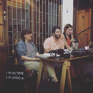CONVERSAS ENTREMARÉS #1 - RAQUEL STOLF