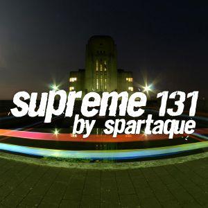 Supreme 131 with Spartaque