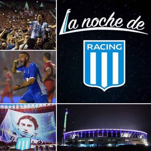 #190 La Noche de Racing 21.03.2017