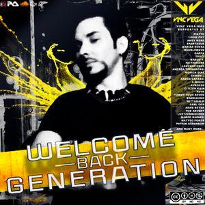 Vinc Vega - Welcome Back Generation