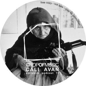 Crop of Music © podcast. 15 - CALI AVAN - January 2014