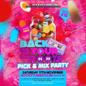 DJ Macca - PrymalVinyl Meets Back 2 Your Roots (HWM Promo mix)