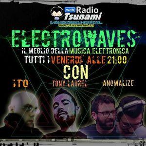 "ELECTROWAVES ROUND 2 ""LIVE"" RADIO TSUNAMI"