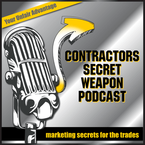 Stop Being an Advertising Victim, Learn Contractor Marketing episode 67