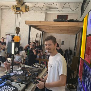 Youkovskiy @ Red Light Radio x Test FM in St. Petersburg 07-26-2019