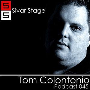 Sivar Stage Podcast 045 Tom Colontonio 23/06/11