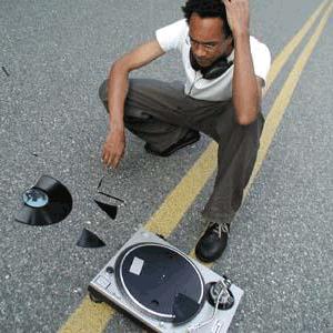 October 2007 with DJ/Rupture