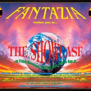 Easygroove @ Fantazia - The Showcase 1992