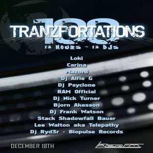 Nick Turner - Guest Mix [TRANZPORTATIONS 100]